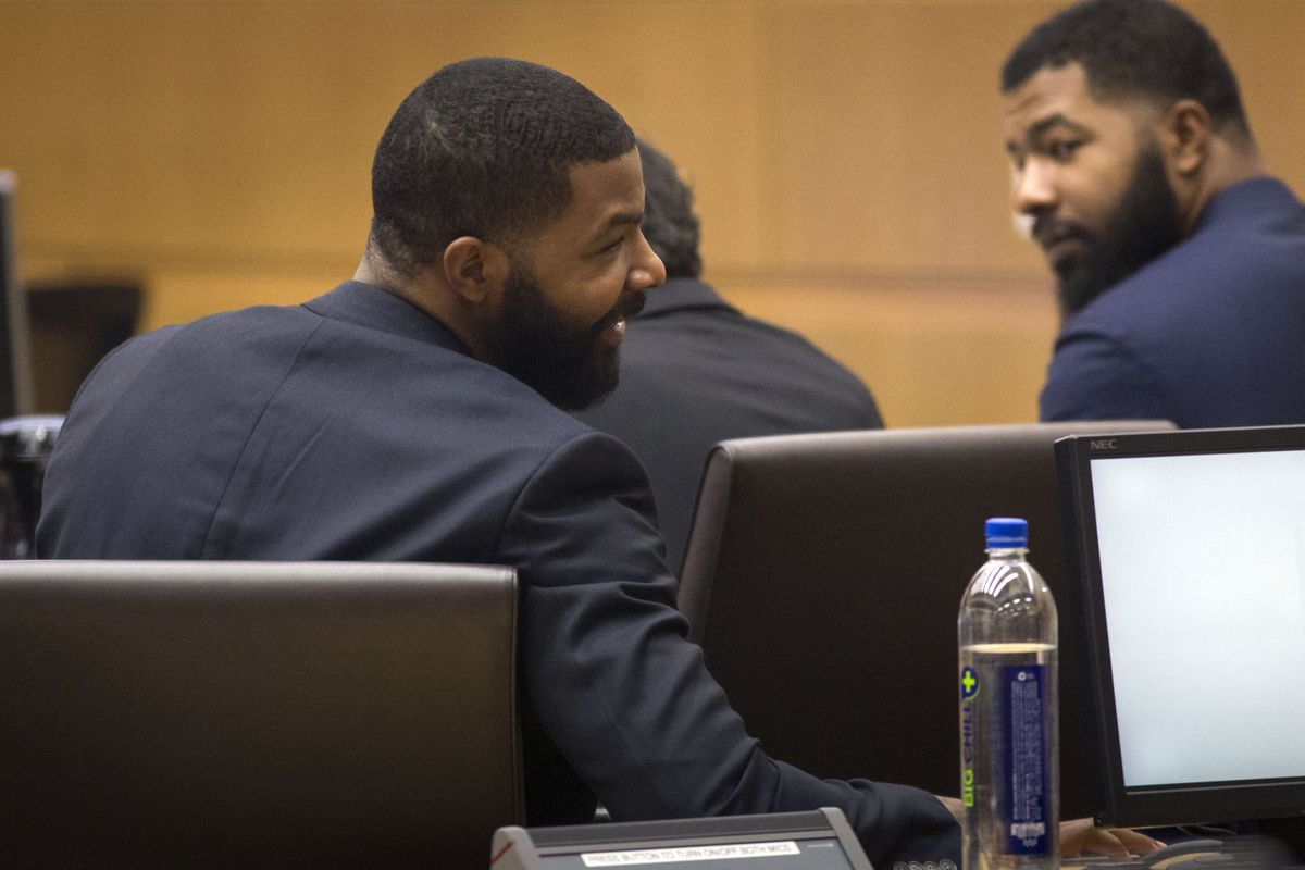 Jurors begin deliberations in National Basketball Association players' assault trial