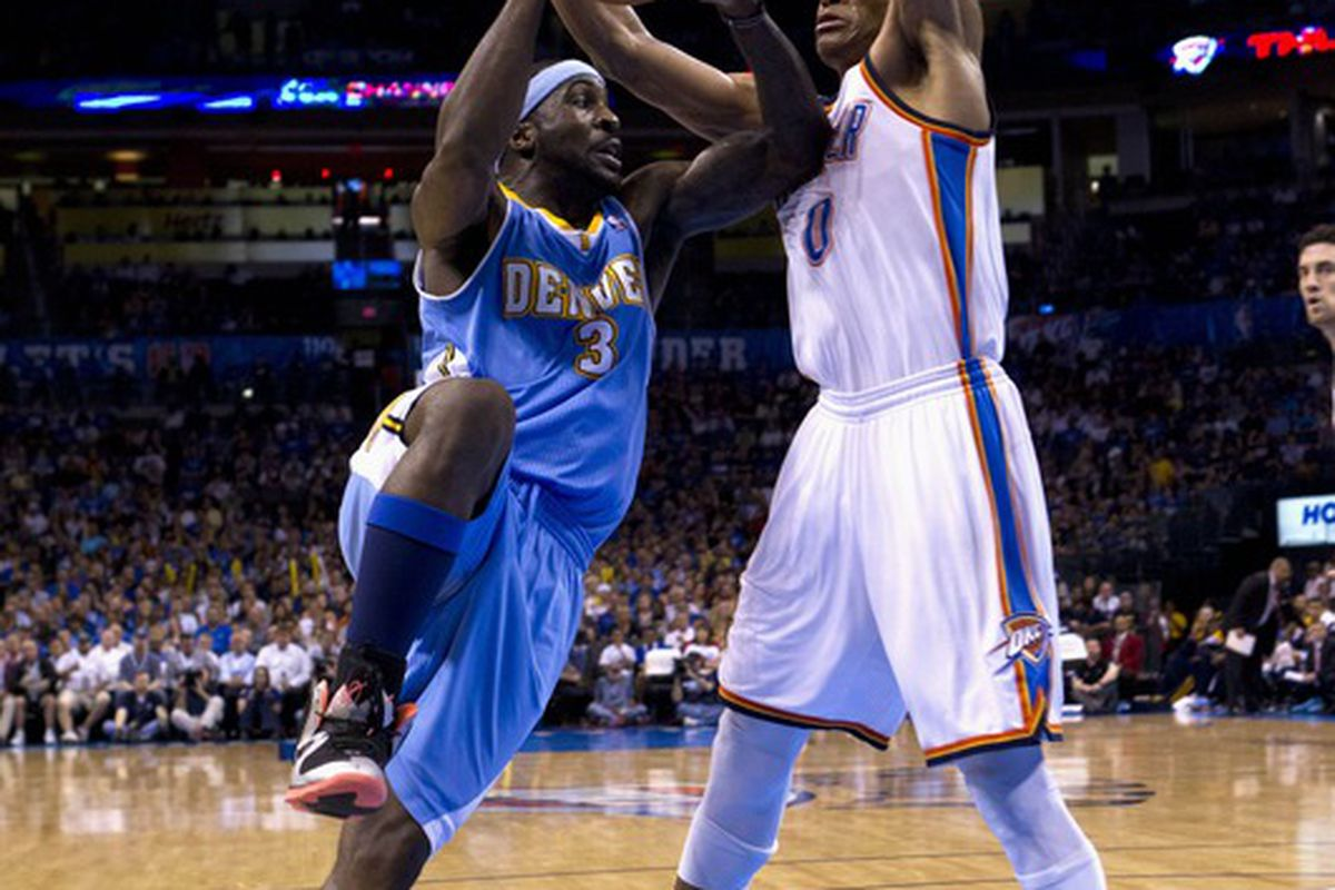 Ty Lawson took over and led the Nuggets to victory last night.