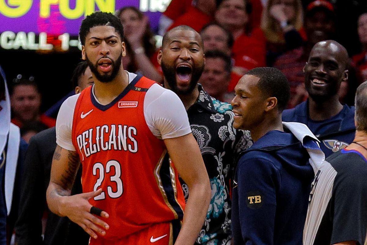 2018 NBA Playoffs  The day the Pelicans finally became New Orleans   basketball team f214083d0