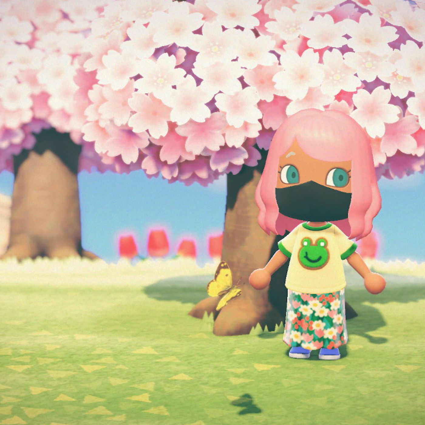 Animal Crossing New Horizons Why Players Are Wearing Medical