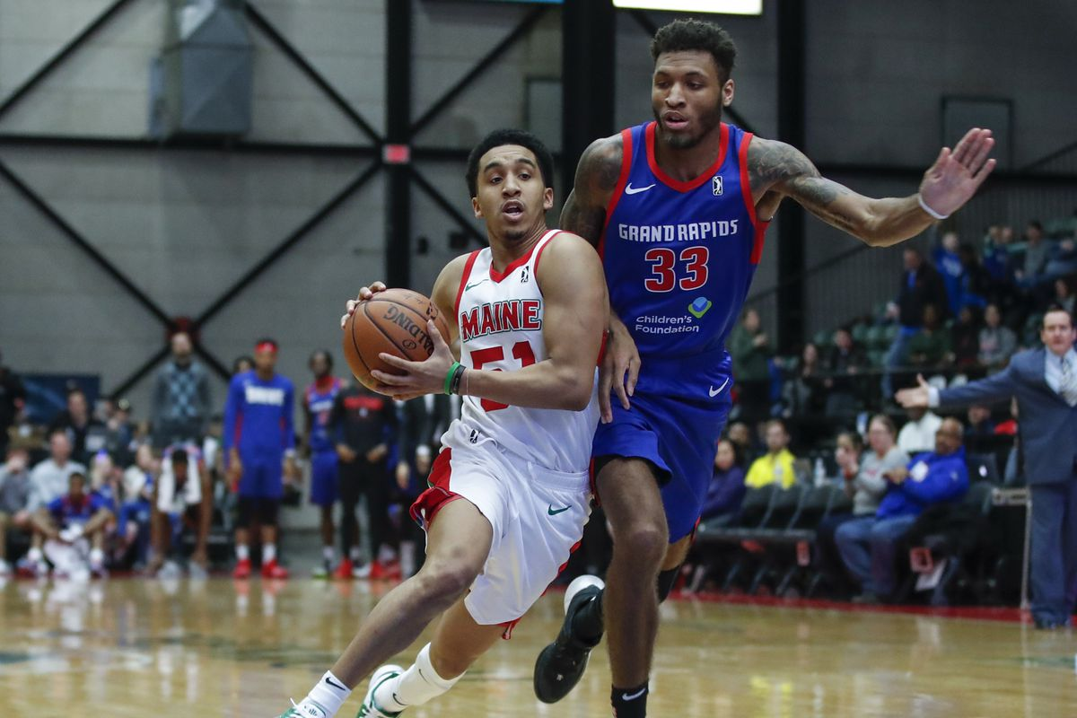Grand Rapids Drive v Maine Red Claws