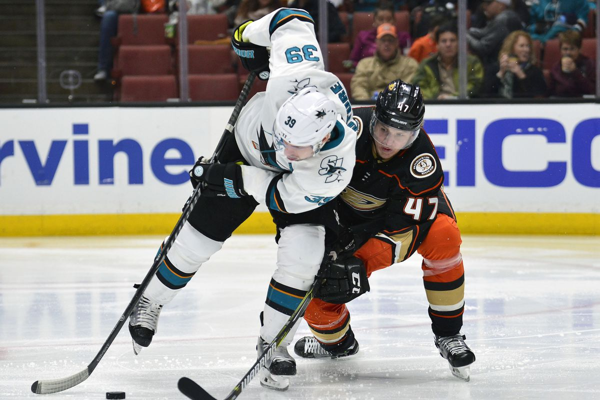 San Jose Sharks At Anaheim Ducks 2018 Nhl Playoffs Fear The Fin
