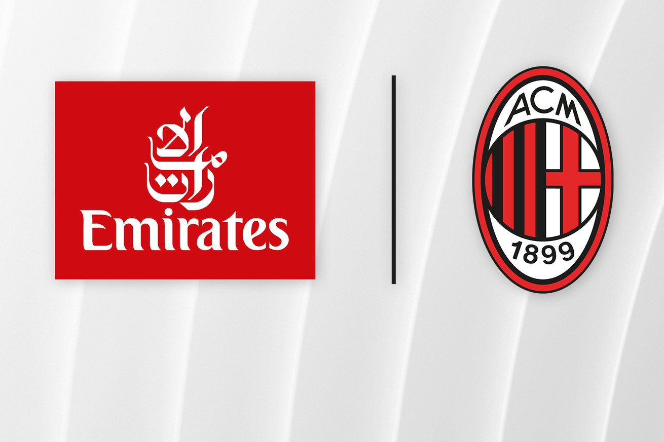 AC Milan Officially Announce Major Sponsorship Renewal With Emirates