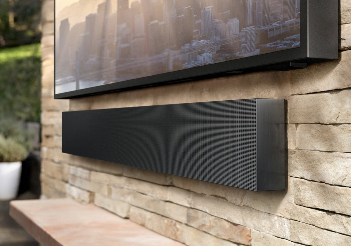 Samsung announces an outdoor 4K TV called the Terrace - The Verge