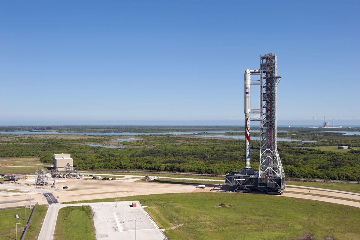 ATK Liberty rocket