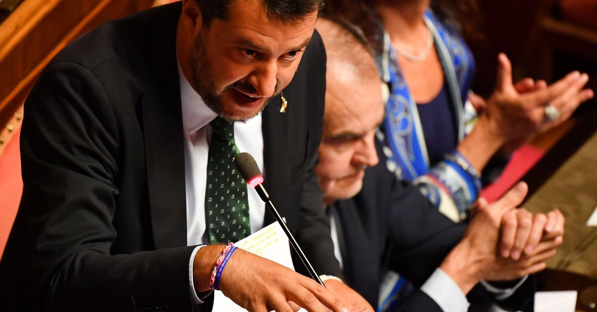 Italy Prime Minister Conte resigns. What comes next?