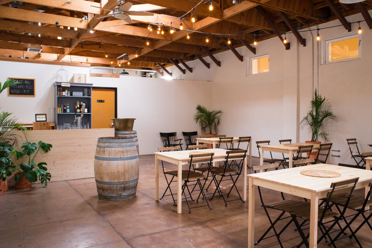 New Empanadas & Beer Concept Pops Up in South Park Art Space