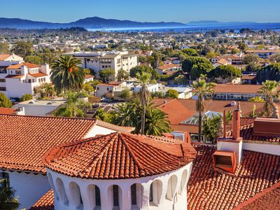 In Santa Barbara, severe drought is forcing residents to rethink landscape tradition