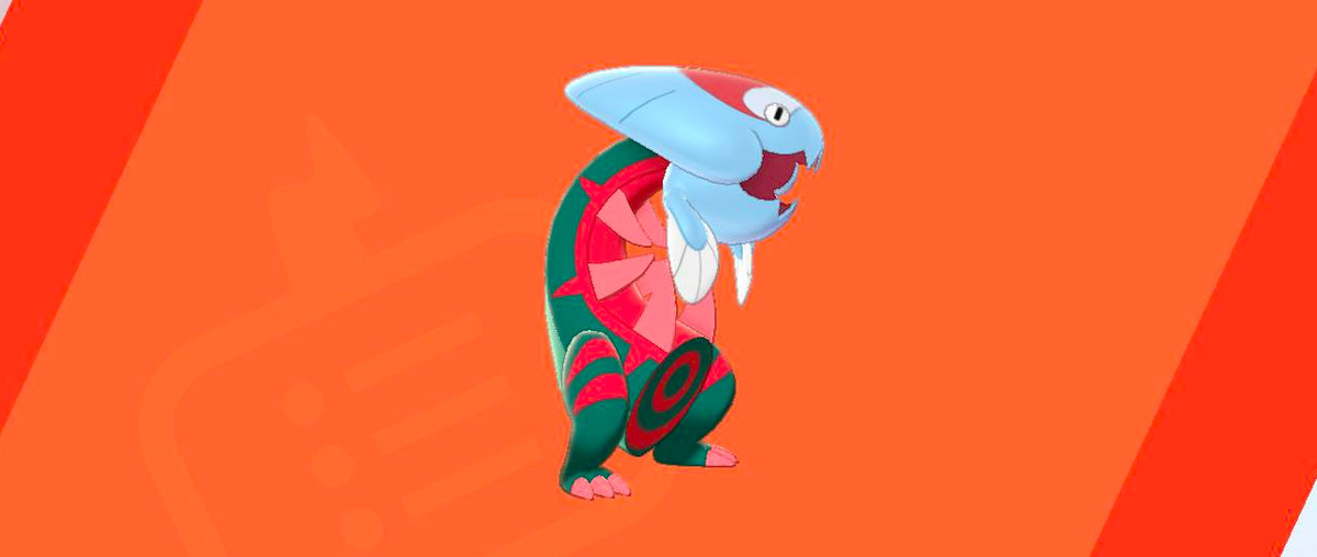 A fossil Pokemon in Sword and Shield.