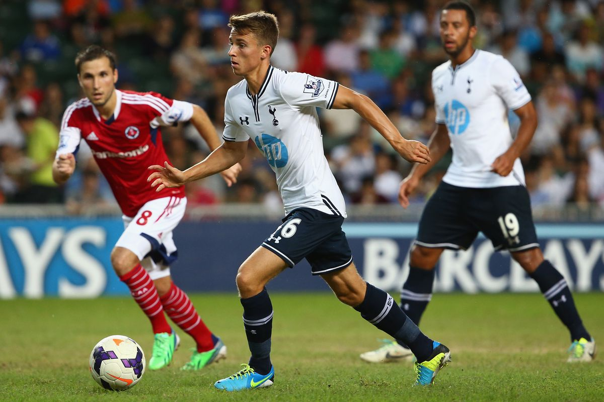 Would Tom Carroll be starting for Spurs now if he weren't going out on loan every year?