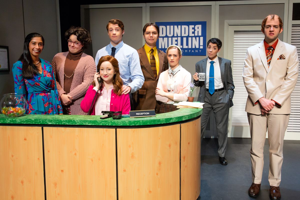 """""""The Office! A Musical Parody"""" will play Chicago next spring."""