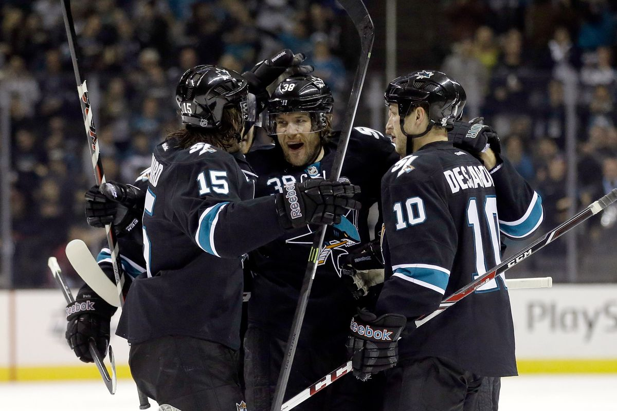 Maybe one day the Oilers will be as good as the Sharks