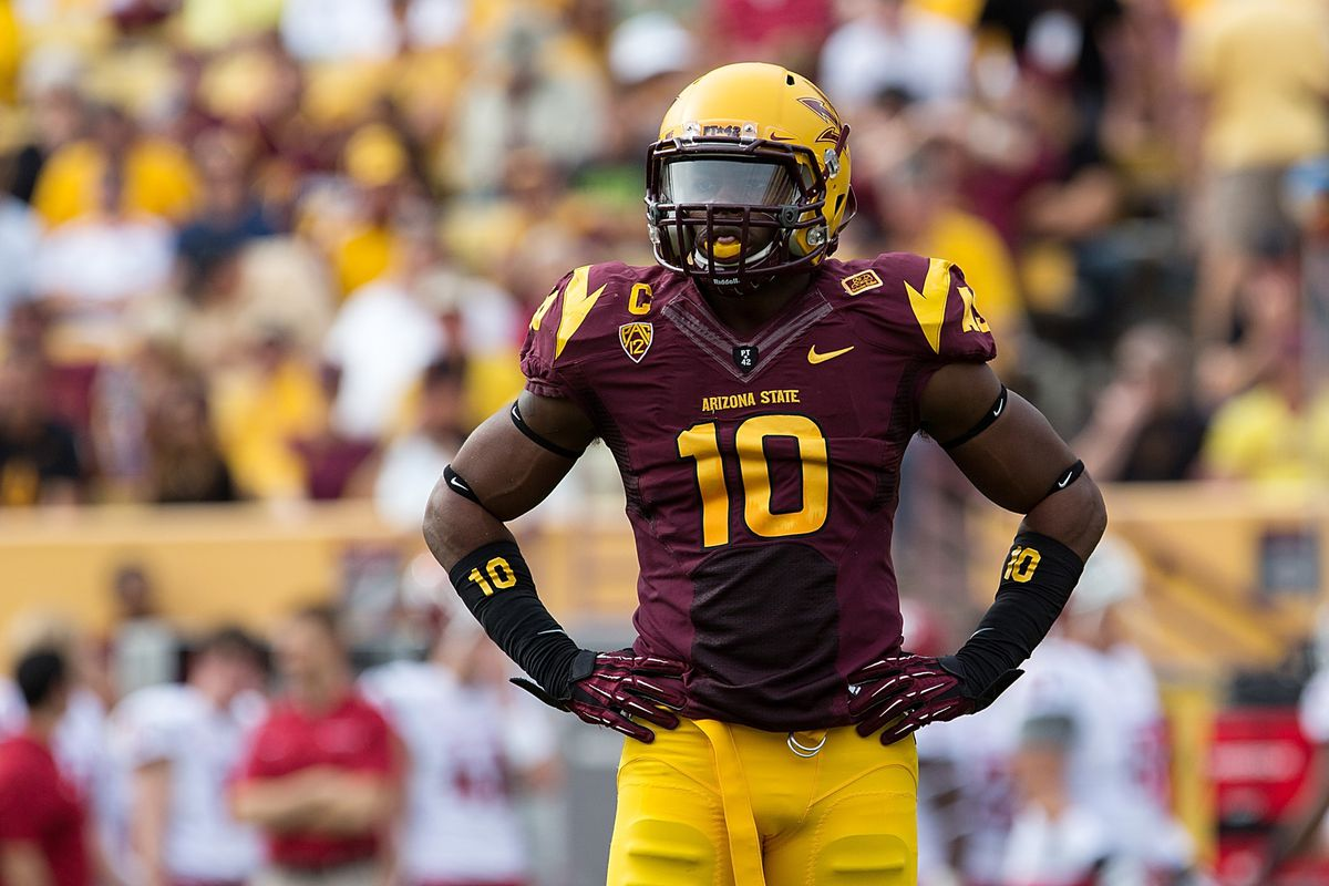 The Sun Devils have to replace Keelan Johnson, and Jayme Otomewo may help