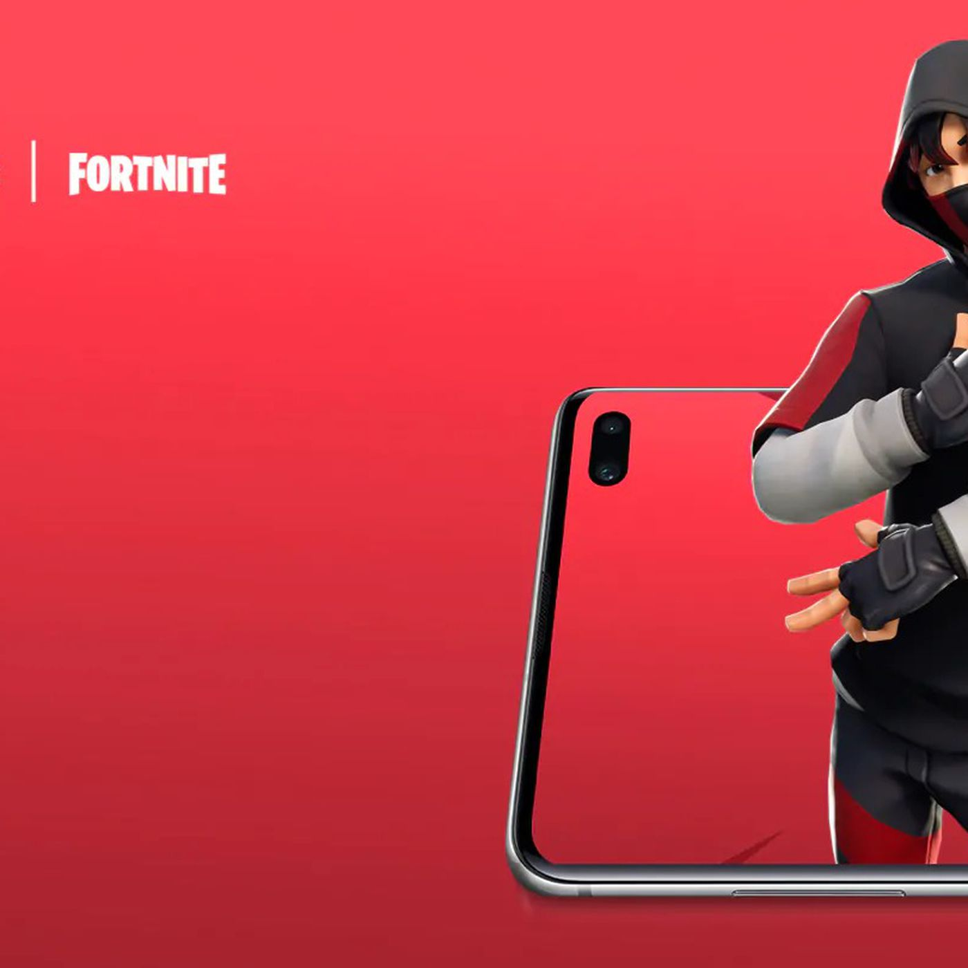 fortnite has an exclusive k pop skin for those who preorder any galaxy s10 phone - epic games fortnite samsung s10