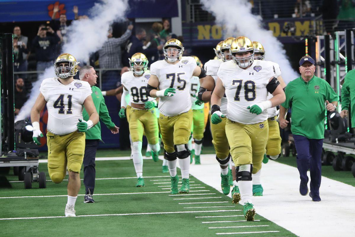 COLLEGE FOOTBALL: DEC 29 CFP Semifinal at the Cotton Bowl Classic - Clemson v Notre Dame