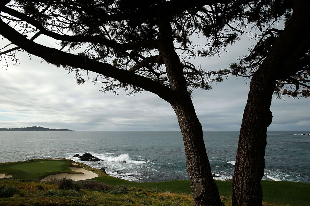 AT&T Pebble Beach Pro-Am pairings: Dustin Johnson with ...