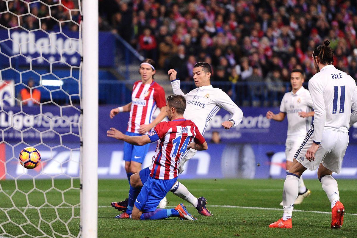 Real Madrid Vs Atletico Madrid: Real Madrid Vs Atletico De Madrid, 2017 La Liga Live