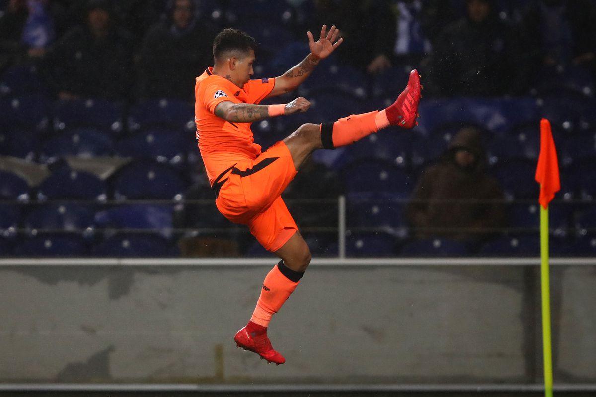 FC Porto v Liverpool - UEFA Champions League Round of 16: First Leg
