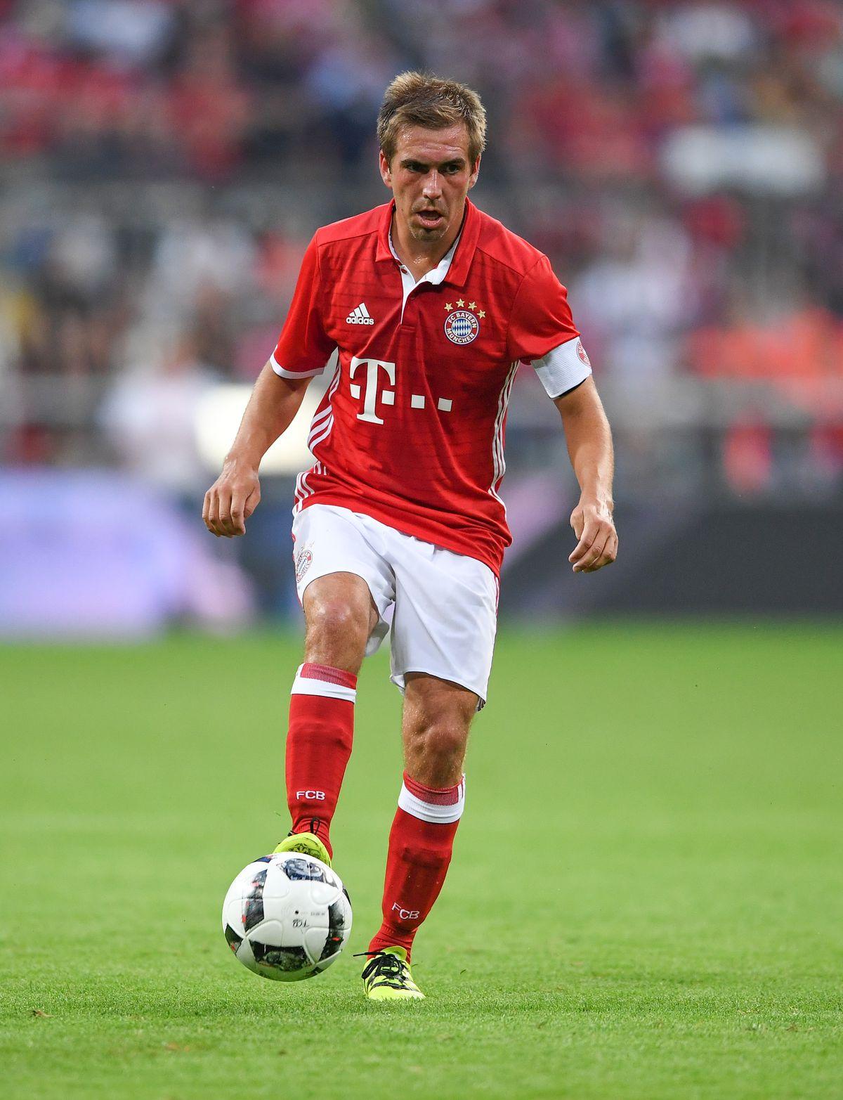 Fussball Testspiel Saison 16/17: FC Bayern Muenchen - Manchester City