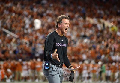 COLLEGE FOOTBALL: NOV 11 Kansas at Texas