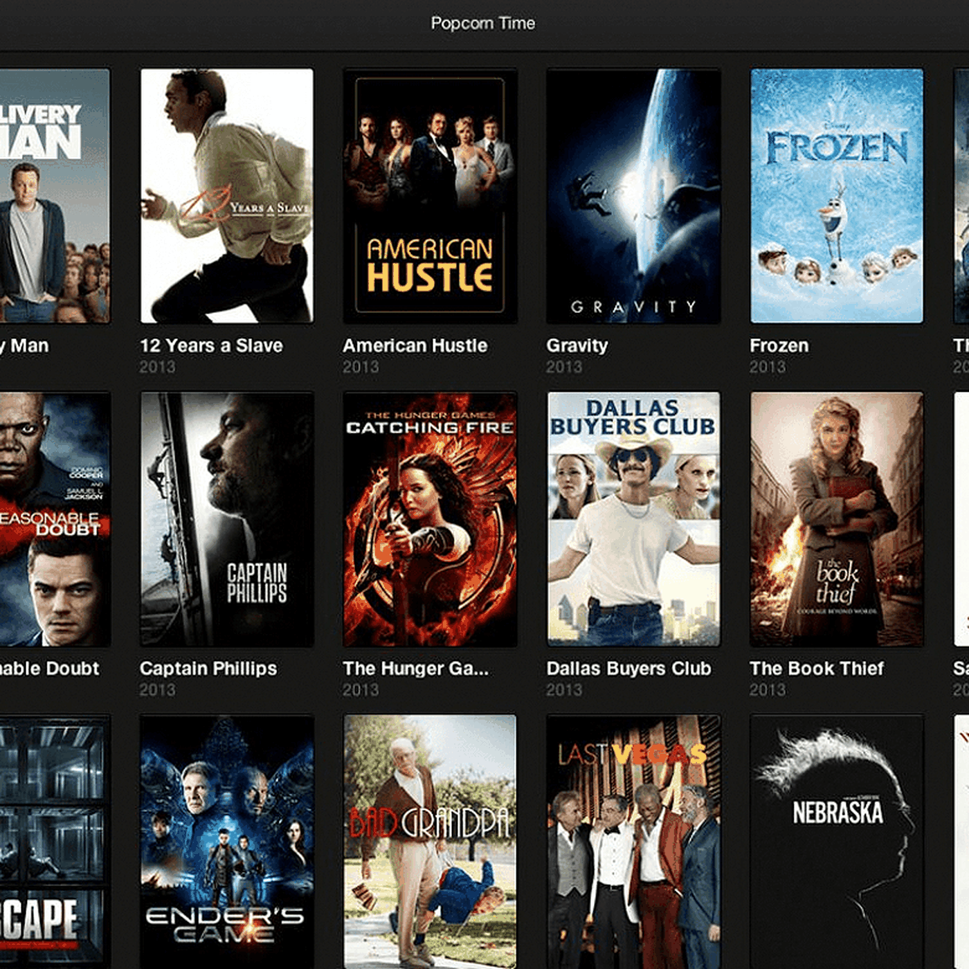 Popcorn Time The Once Popular Netflix For Piracy Is Back The Verge