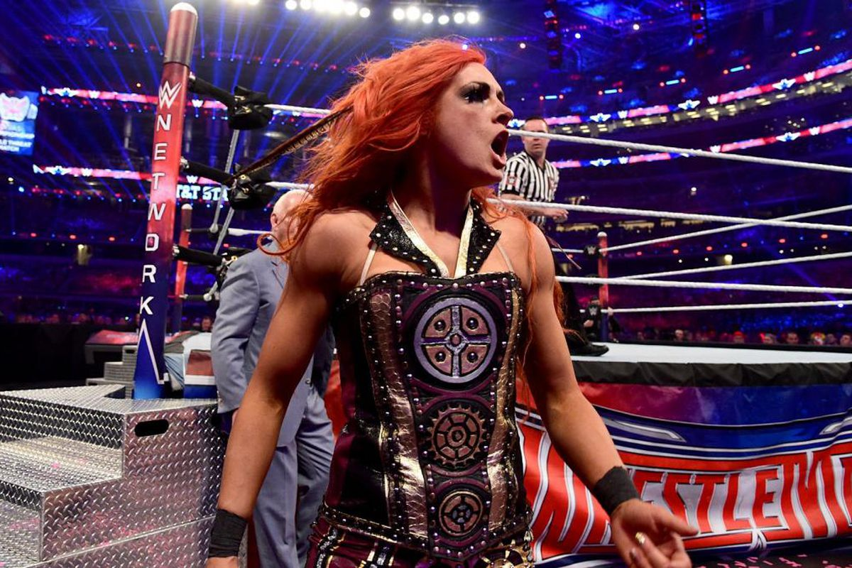 Becky Lynch Teases Appearance At WWE Wrestlemania 37 Night Two 1