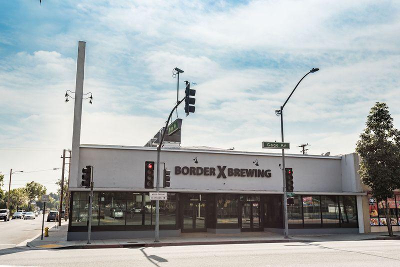 Border X Brewing, Bell, California