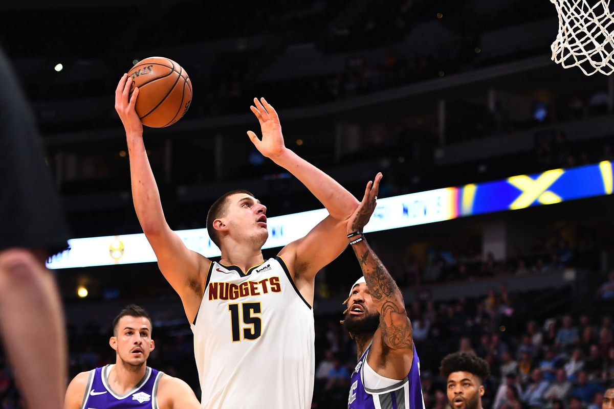 Image result for nikola jokic usa today sports