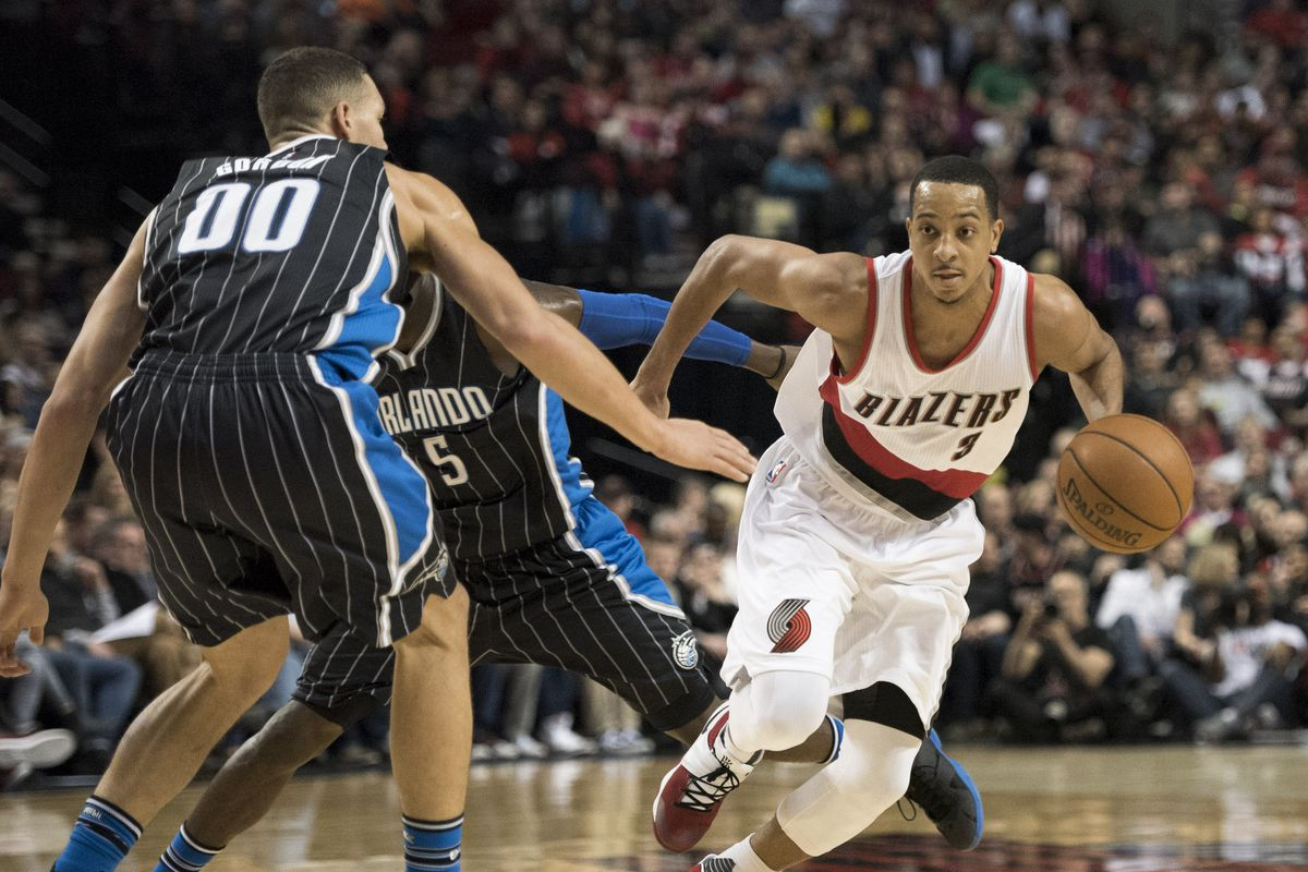 c328bafd181 Orlando Magic at Portland Trail Blazers Game Preview - Blazer s Edge