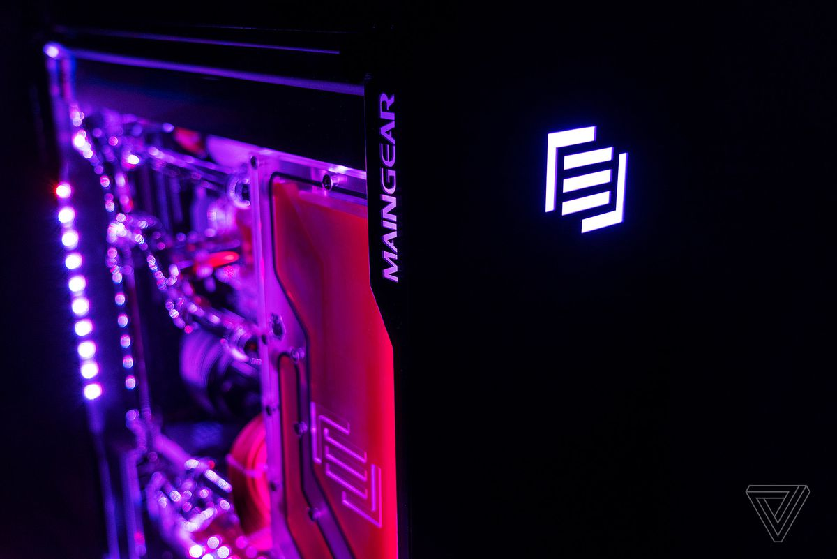 Maingear's F131 gaming PC is an engineering marvel - The Verge