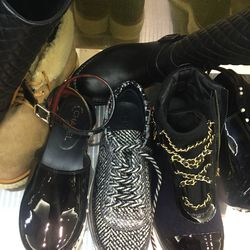 ... and more Chanel sneakers
