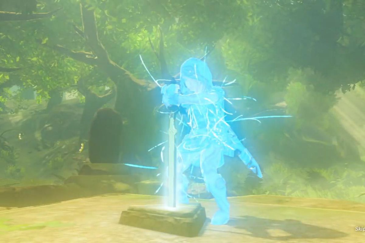 Zelda Breath Of The Wild Guide The Master Trials Dlc Trial Of The
