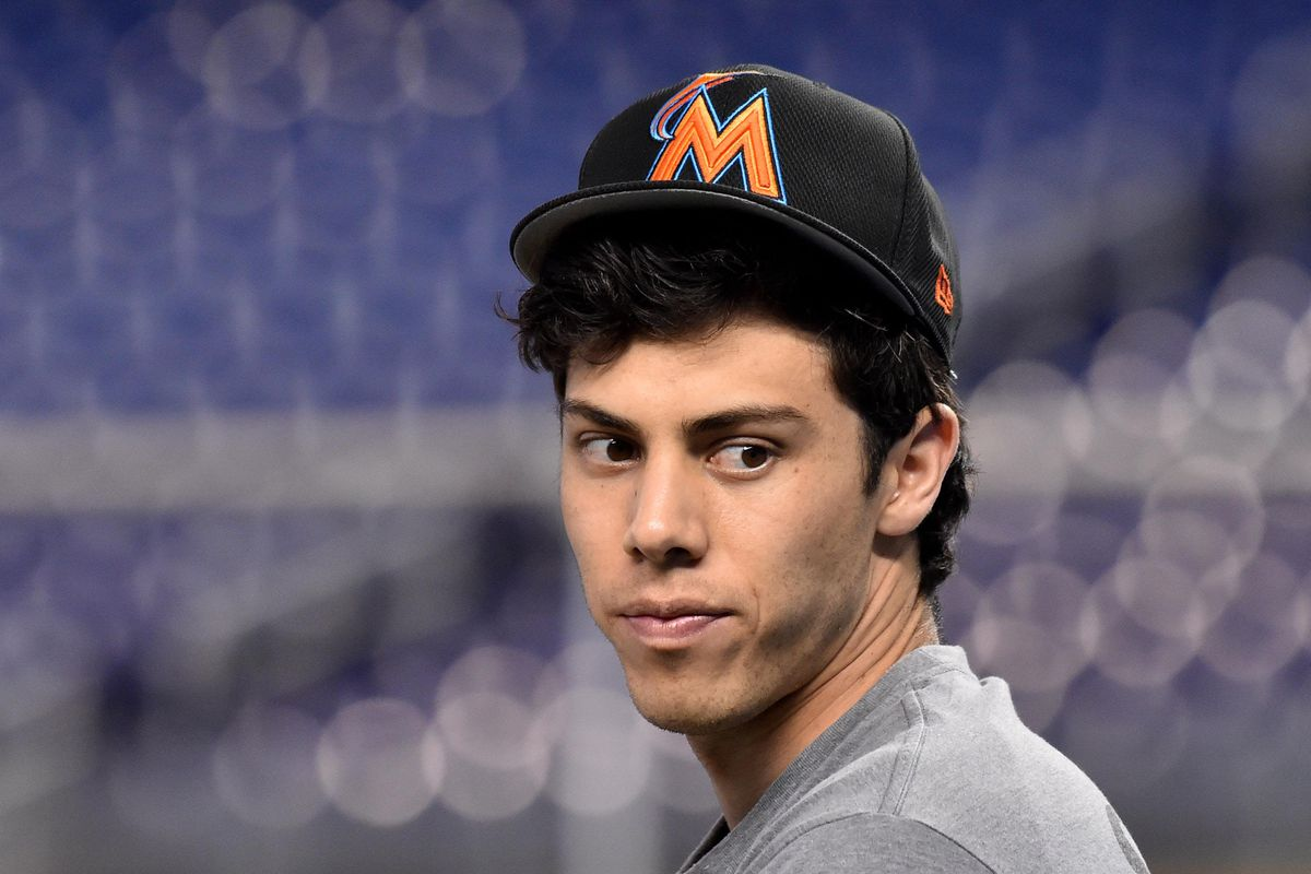 MLB trade rumors: Phillies interested in Christian Yelich ... Christian Yelich