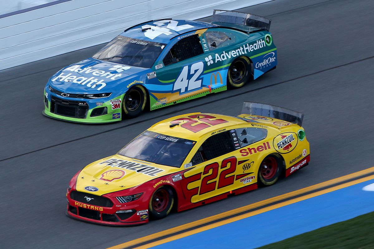 Daytona 500 Dfs Full List Of Salaries For Nascar Season Opener Topped By Joey Logano Draftkings Nation