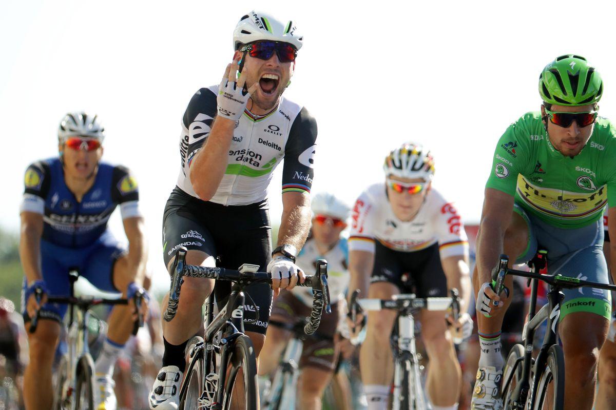 Le Tour de France 2016 - Stage Fourteen Cavendish wins