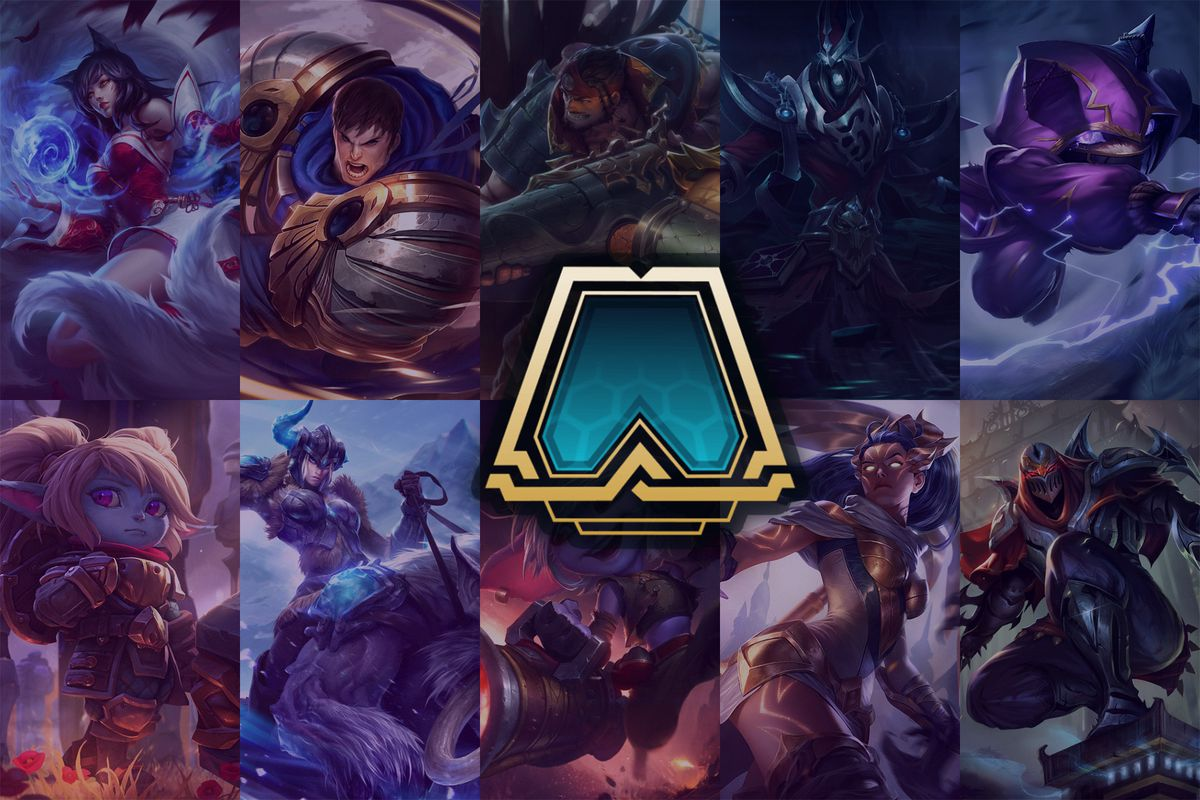 Teamfight Tactics guide: champions, tiers, and abilities list - The