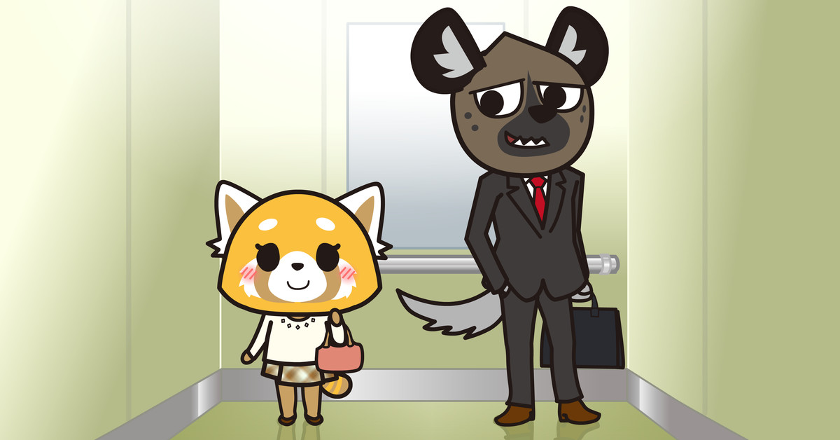 Imperfect relationships are at the heart of Aggretsuko ...