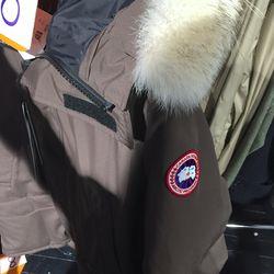 Canada Goose jacket, $200 (was $595)