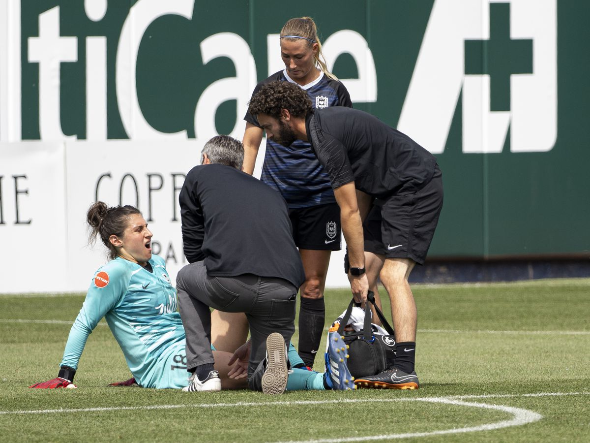 SOCCER: MAY 18 NWSL - Sky Blue FC at Reign FC