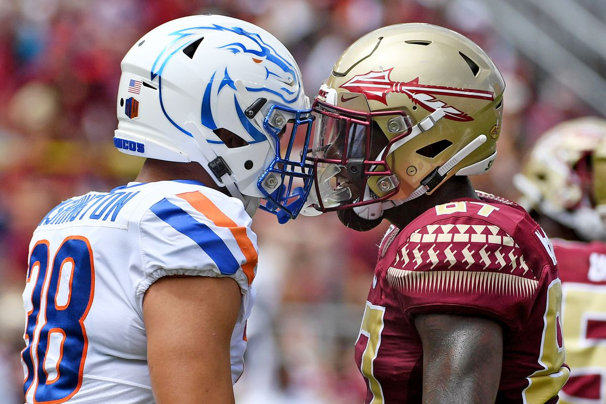 Image result for fsu boise state football