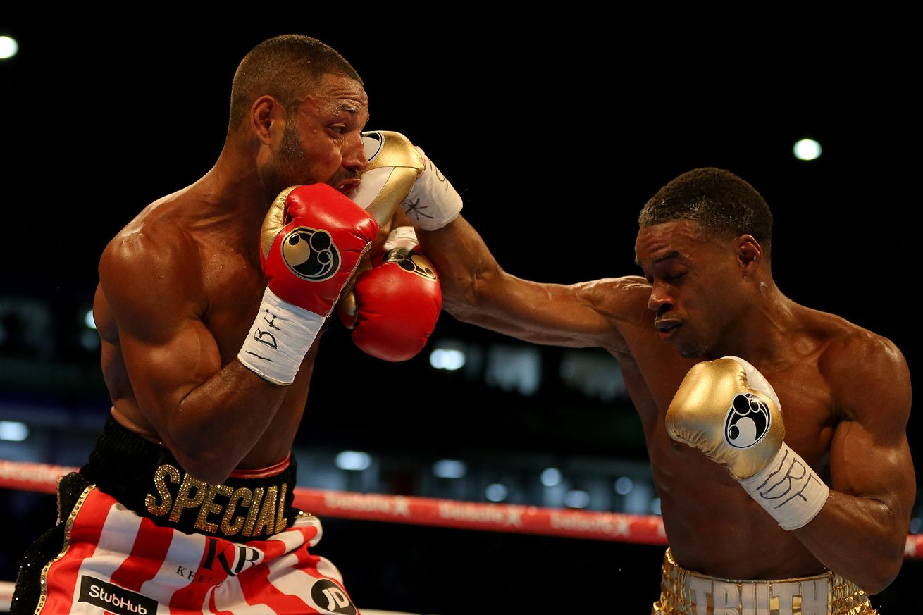689125380.0 - Full Fight: Spence breaks through, takes first world title from Brook