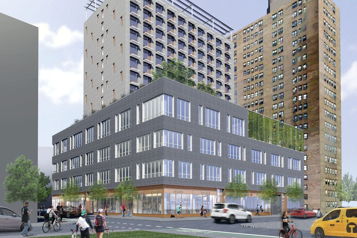 Essex crossing 39 s first affordable apartments for low for Affordable building