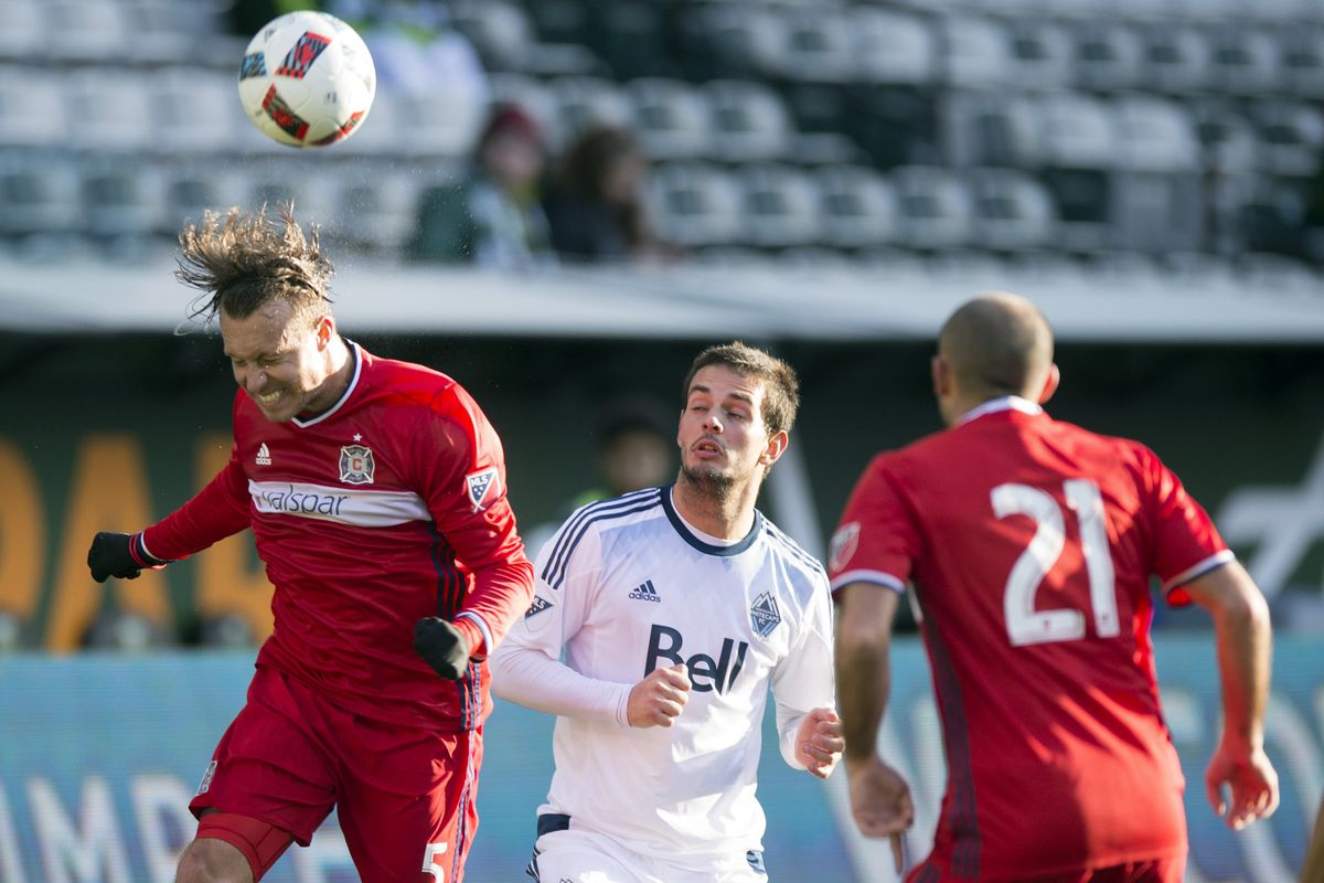 Can the Fire recapture the preseason Portland magic against Vancouver? Probably not.