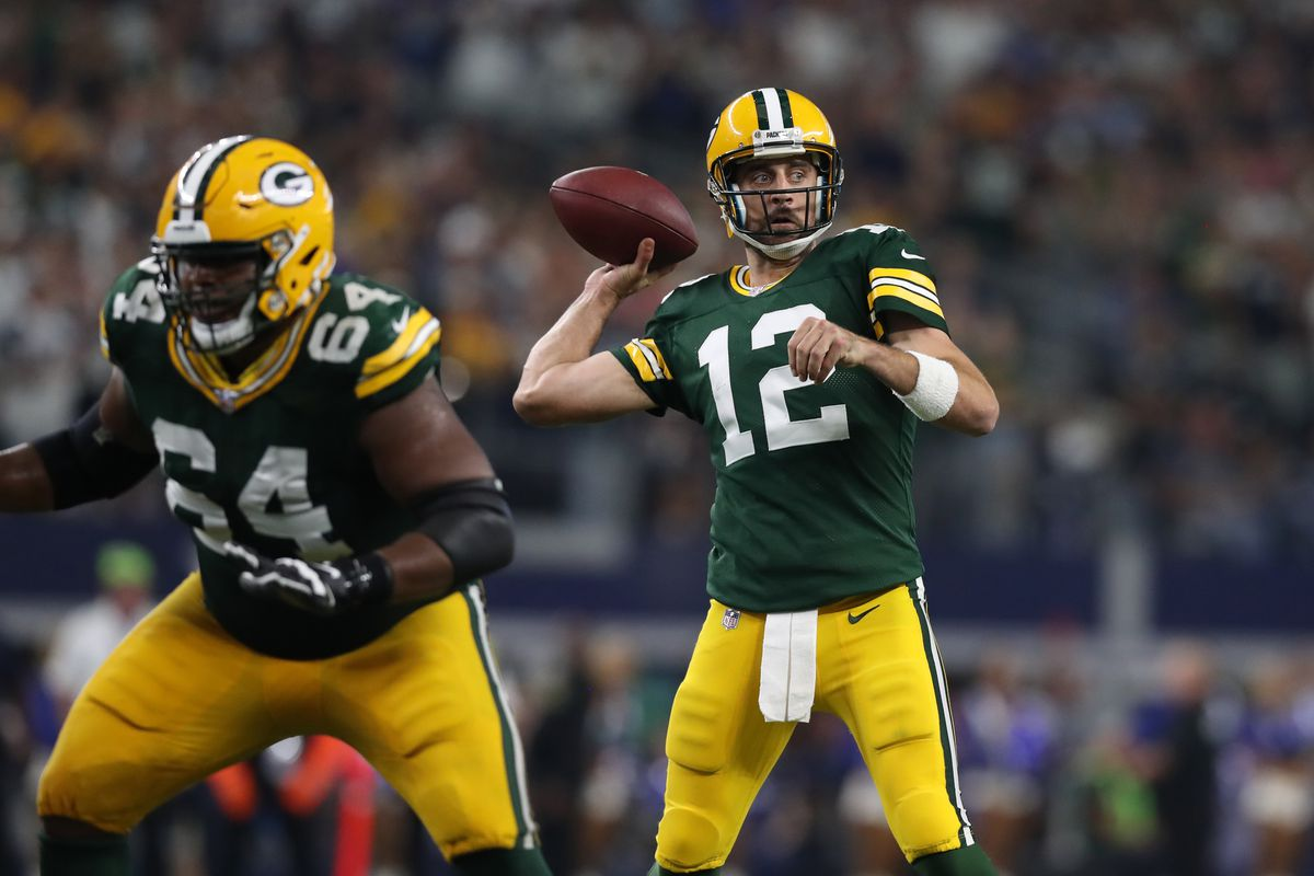 What should we expect from Aaron Rodgers and the Packers  new tight ends  966bbd780