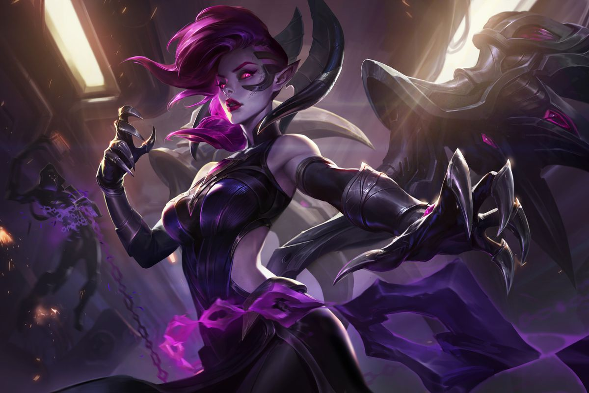 la meilleure attitude cfaa0 9ba4f 5 things to know about League of Legends patch 9.5 - The ...