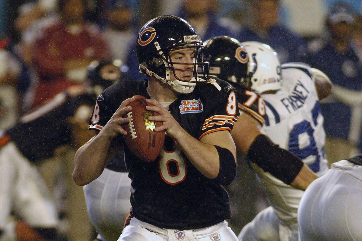 Super Bowl XLI - Indianapolis Colts v Chicago Bears