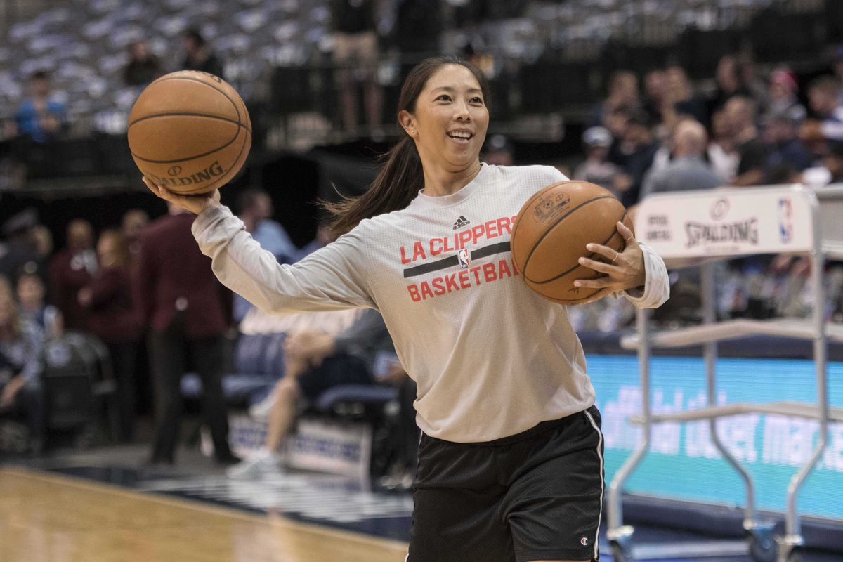 Natalie Nakase On Her New NBA Coaching Job - Clips Nation