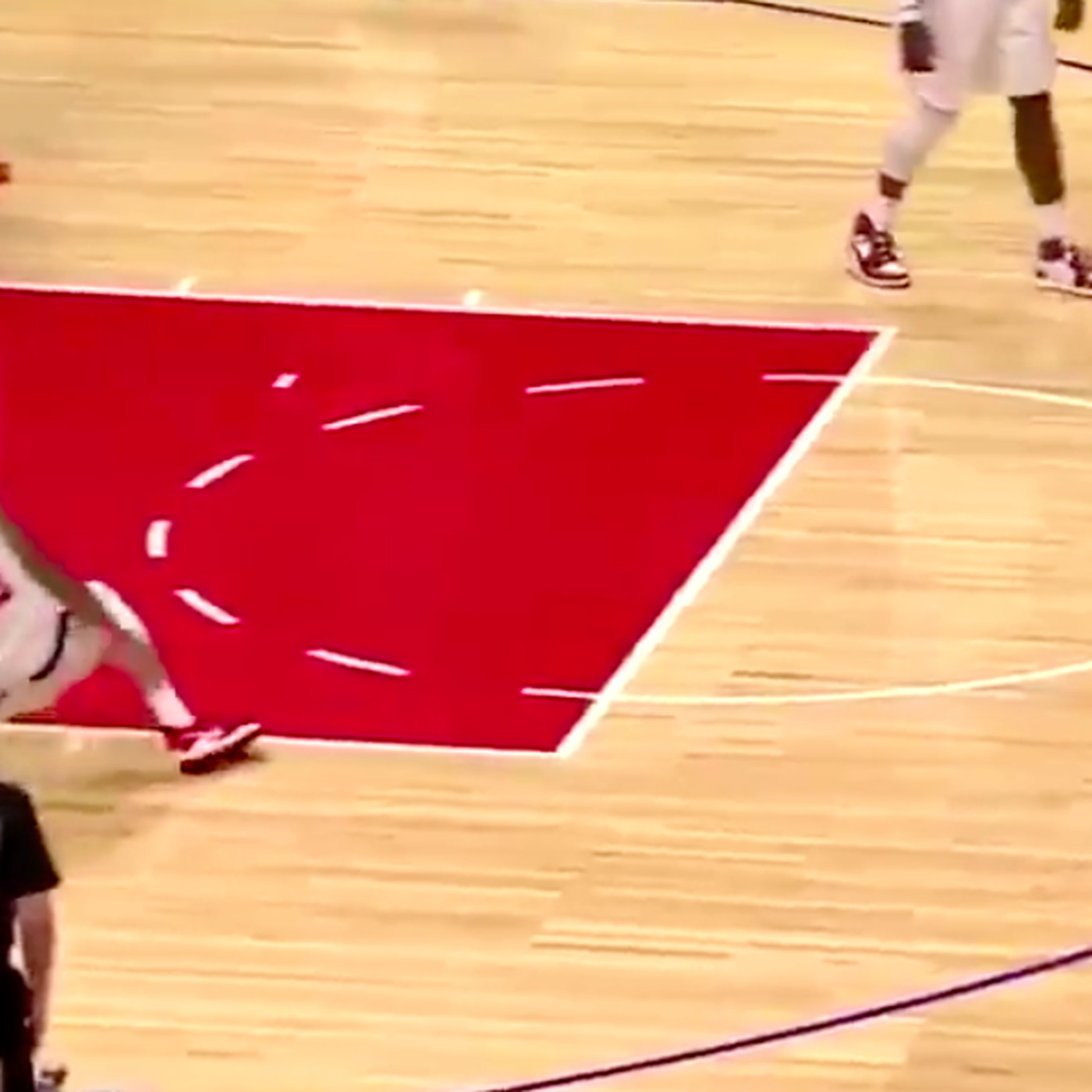 67e5ef559a9 James Harden destroyed Wesley Johnson s ankles with one vicious stepback -  SBNation.com