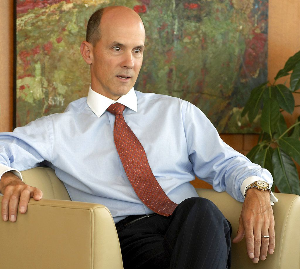 Equifax CEO Richard Smith | AP file photo