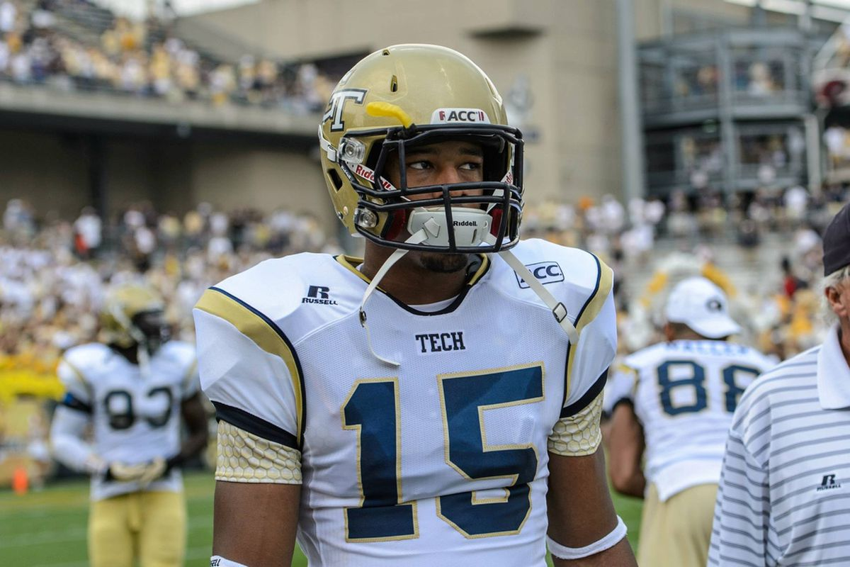 DeAndre Smelter: The next big receiver at Tech?